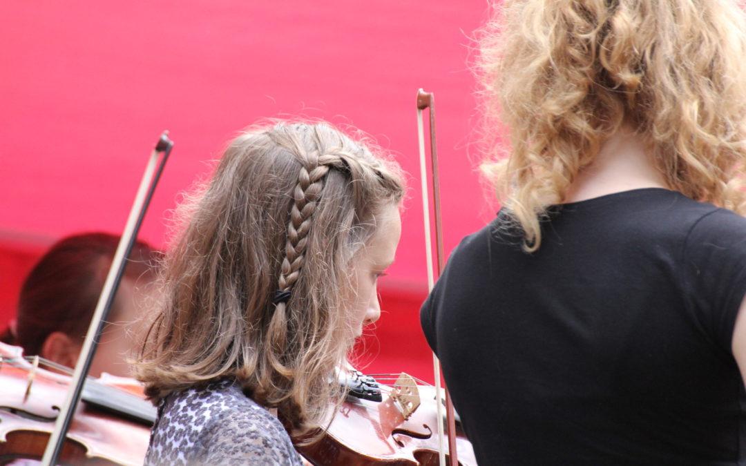 """Wir gratulieren unseren Teilnehmern beim Bundeswettbewerb """"Jugend musiziert""""!"""